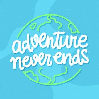 L'avventura non finisce mai di scrivere