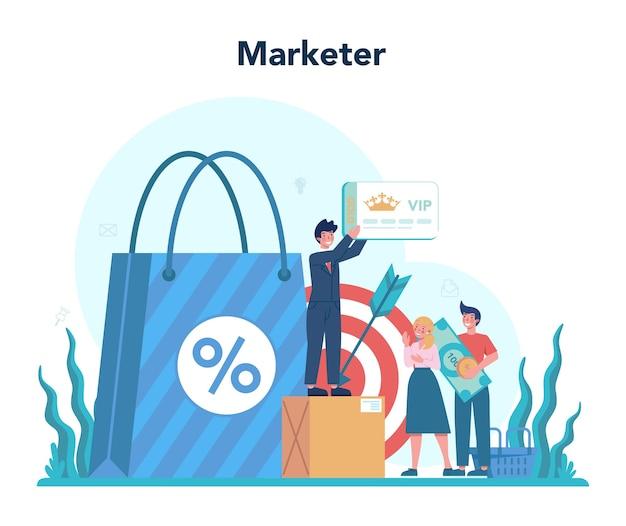 広告とマーケティングの概念