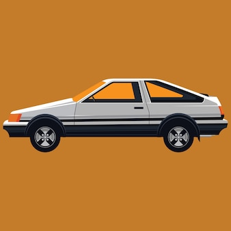 Ae 86 coupe