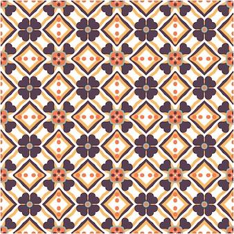 Aesthetic autumn season pattern decor