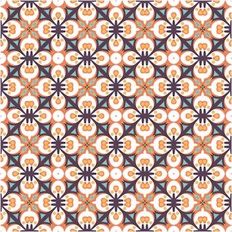 審美的な秋のシーズンのパターンの装飾