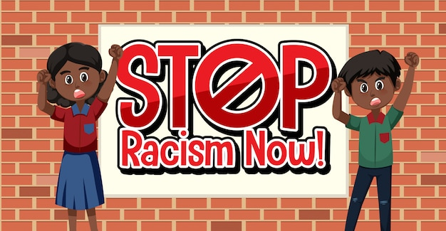 인종 차별에 대한 아프리카 계 미국인 항의