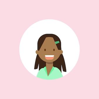 Портрет африканской девушки