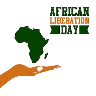 African Liberation Day Illustration