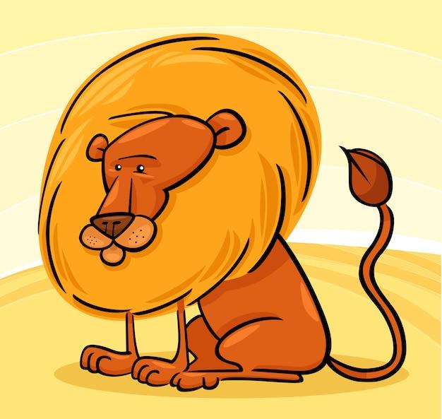 アフリカンライオン漫画