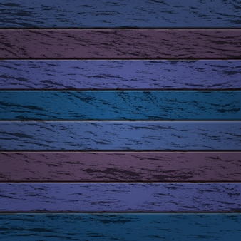 Aged wood texture background wallpaper in blue and purple color