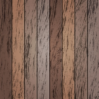 Aged wood texture background wallpaper in brown color