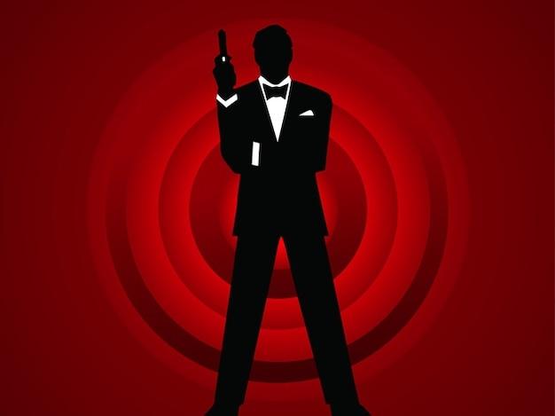 Agent bond vector