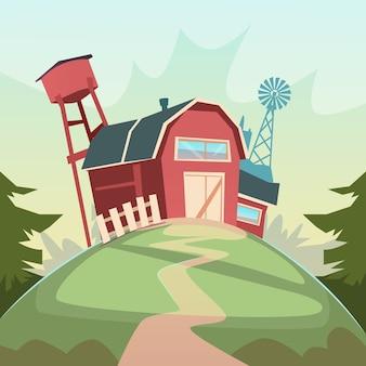 Сельское хозяйство и сельское хозяйство