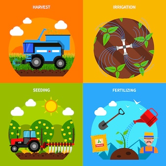 Концепция сельского хозяйства