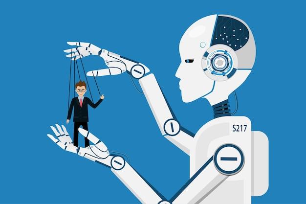 Ai робот, управляющий кукольным бизнесом.