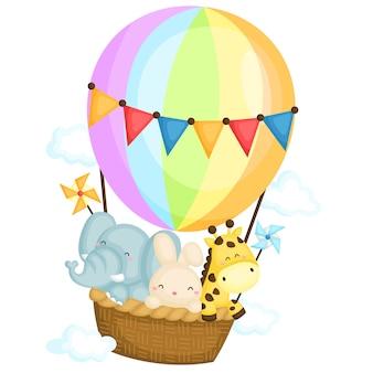 Air balloon animals