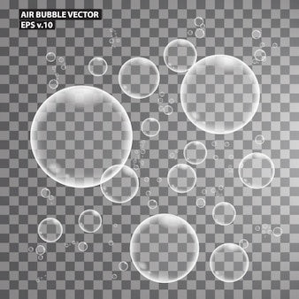 Air bubbles коллекция