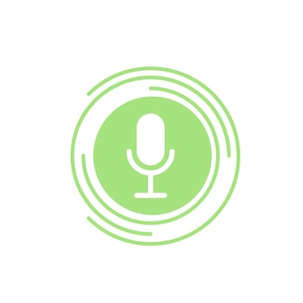 On air button on air to radio video blog podcast show social media on air button or banner