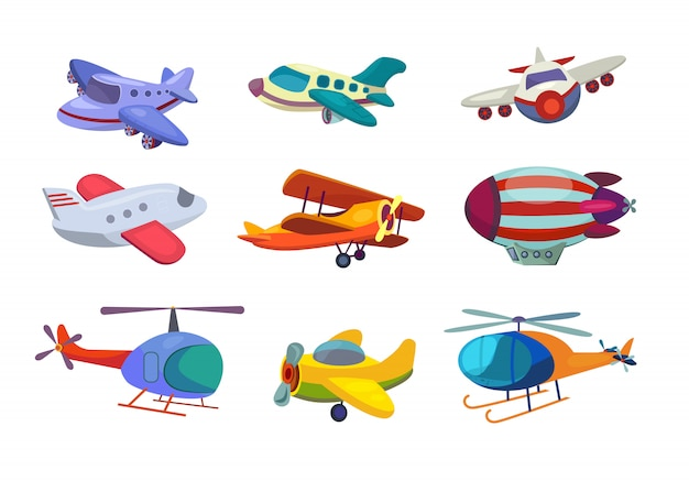 Air transportation set