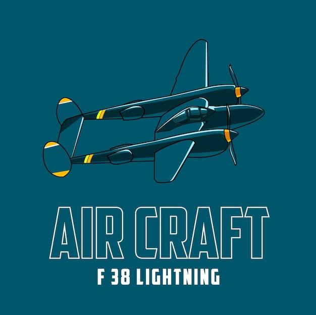 航空機の雷