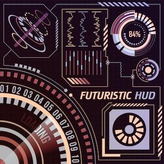 항공기 시계 교육 연결 디지털