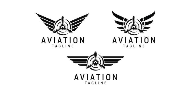 Набор наклеек для самолетов