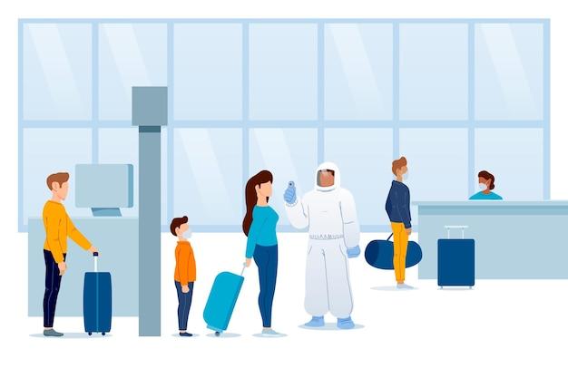Airport preventive measures
