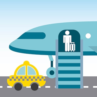 공항 터미널 디자인
