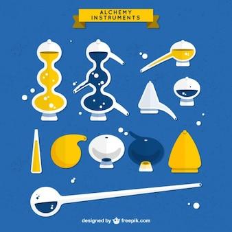 Progettazione strumenti alchemy