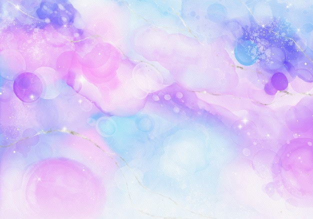 Alcohol ink background