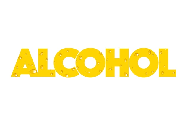 Alcohol logo