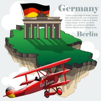 Alemania、観光