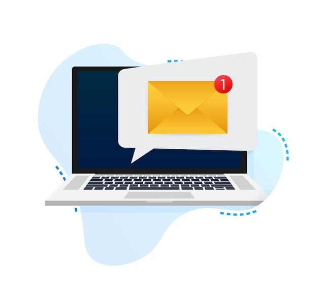 경고 메시지 노트북 알림 위험 오류 경고 노트북 바이러스 문제 또는 안전하지 않은 메시징