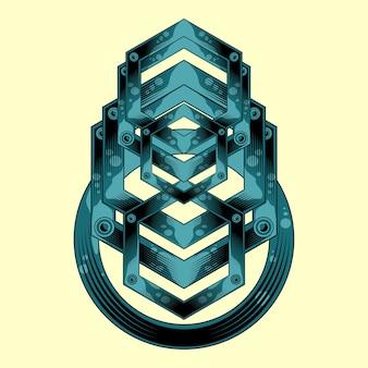 Alien emblem