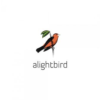 Alight bird logo