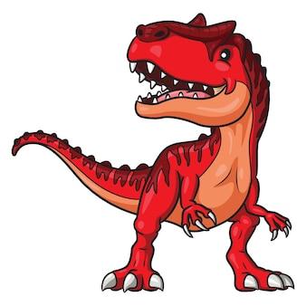 Аллозавр динозавр мультфильм