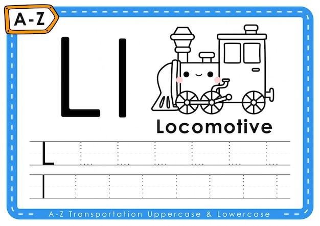 Азбука аз транспортная трассировка буквы рабочий лист
