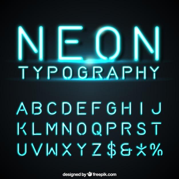 neon text font akba greenw co