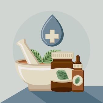 代替医療薬