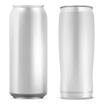 Aluminum can blank.