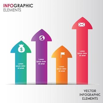 Удивительные векторные инфографики