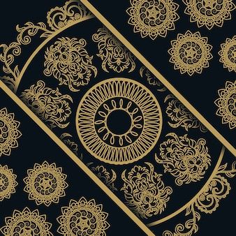 Amazing vector luxury background designs