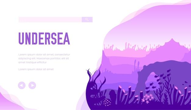 Удивительный мир морских обитателей в естественной среде обитания