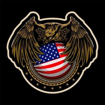 Америка орел