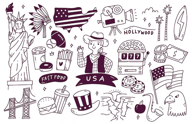 アメリカ旅行先の落書き