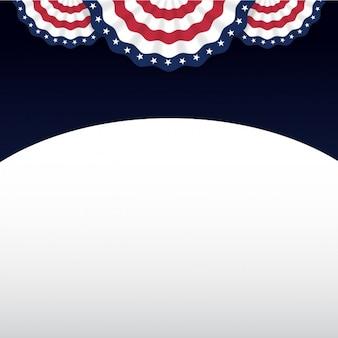 미국 배경 디자인