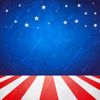 Americano background con spazio per il testo