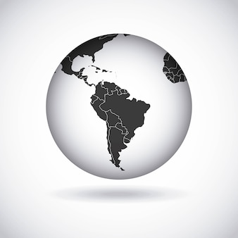 Дизайн американского континента