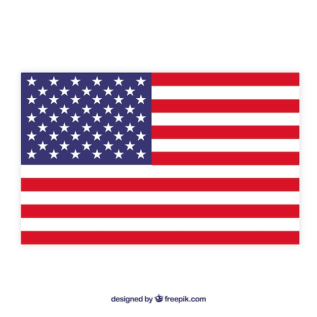 american flag vectors photos and psd files free download rh freepik com American Flag Vertical Vector Clip Art American Flag Vector Art