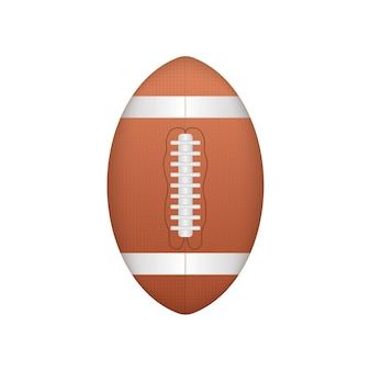 American football ball, great design for any purposes