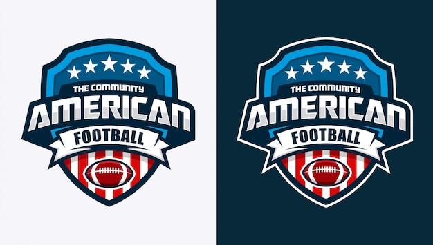 アメリカンフットボールコミュニティのロゴ