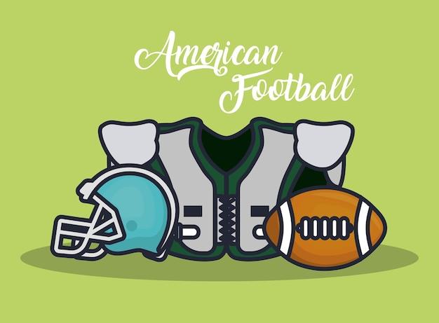 アメリカンフットボール用品