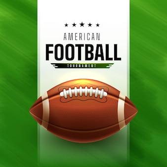 American football game tournament