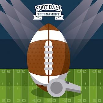 American football tournament